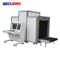200 KG Beban X Ray Security Scanner 3220 * 1300 * 1650mm Untuk Bagasi