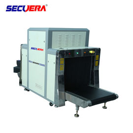 Pemindai Mesin Parcel Airport X Ray Machine Dengan Multi - Energetic Distinguish Objects x pemindai bagasi mesin