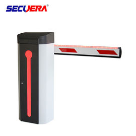 Aluminium Alloy Vehicle Barrier Gate, Security Gate Barrier Untuk Parkir Mobil
