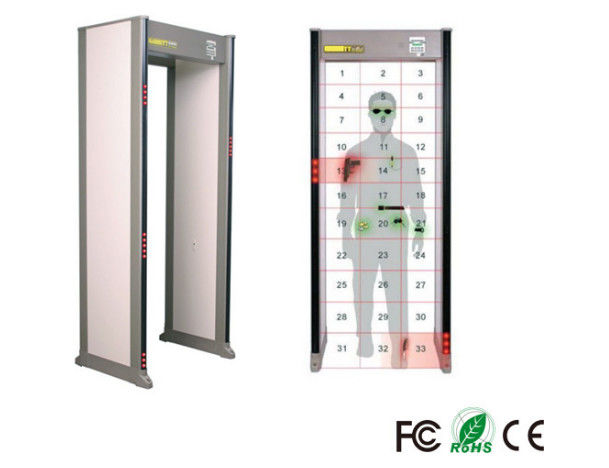 Walkthrough Metal Detector Door Frame pemasok