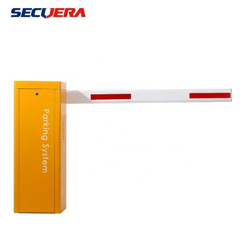 Kontrol Kawat Road Blocker 6M Telescopic Arm Road Barrier Boom Barrier AC 220 / 110V pemasok